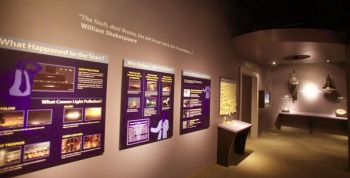 Hidden Wonders exhibit at Adler Planetarium, Chicago
