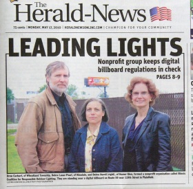 Herals News cover story